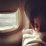 pasażer samolotu